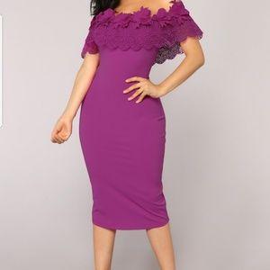 Dress from fashion nova